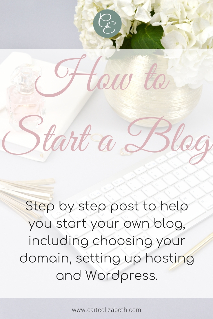 Interested in starting a blog but don't know how? Read through this step by step guide supporting you to set up your domain name, hosting and WordPress.
