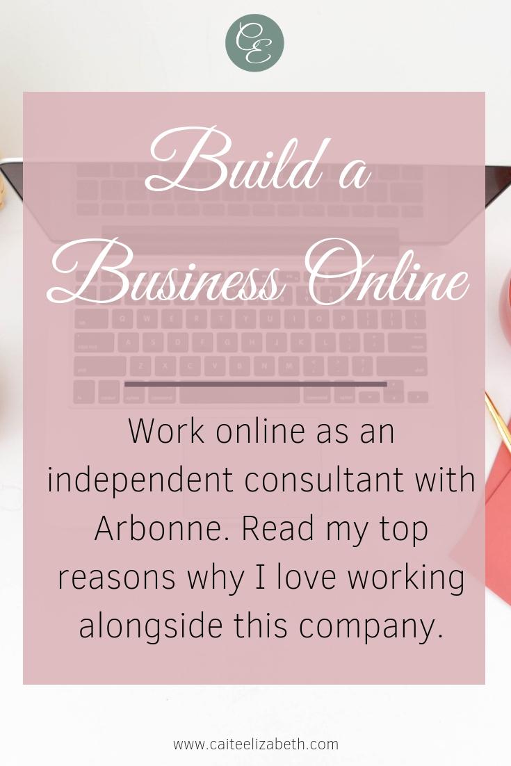 Build a business online