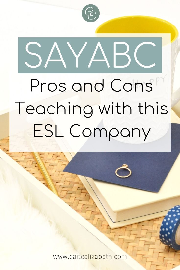 SayABC pros and cons