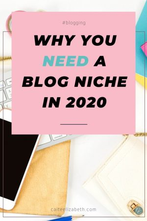 blog niche 2020