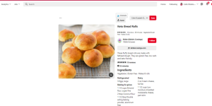 Recipe Pin on Pinterest