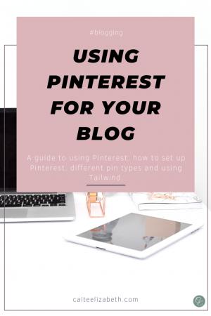 understanding Pinterest for Bloggers