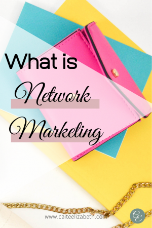 Information about network marketing and how to decide if it is the right business for you