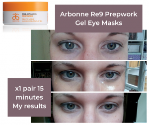 RE9 Eye Masks