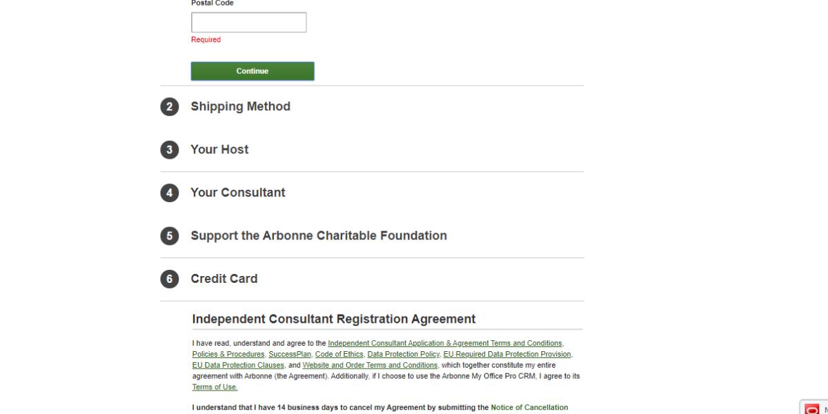 Check host Consultant