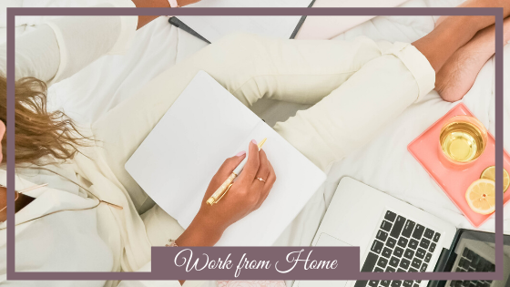 Different jobs you can do working from home