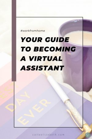 Work as a VA from home