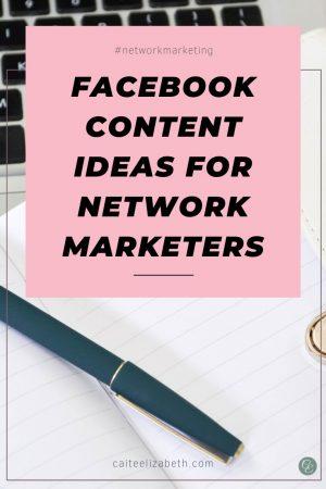social media posts for Facebook