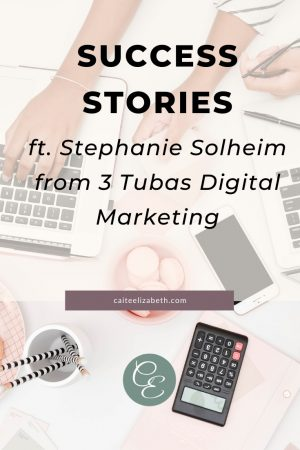 success stories stephanie solheim