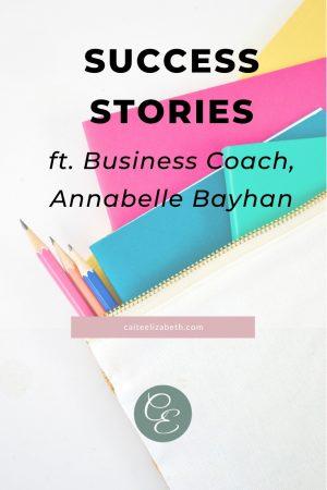 business coach annabelle bayhan