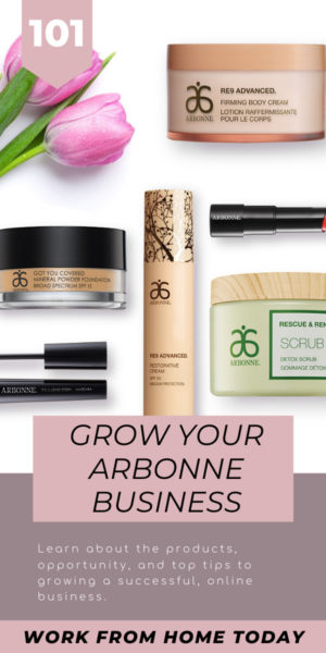 Grow Arbonne Business