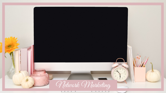 why network marketers should blog