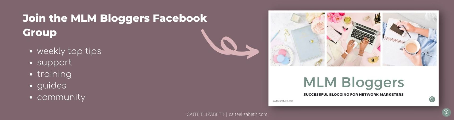 MLM bloggers facebook group
