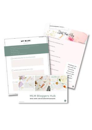 blog membership for network marketers