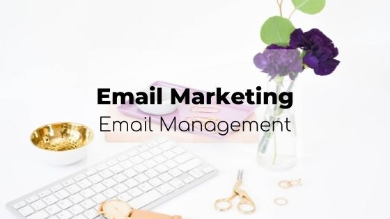 email marketing, email management